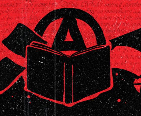 oito livros anarquistas fundamentais